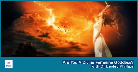 have you awakened the divine feminine goddess within