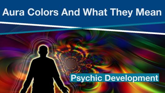 learn about aura colors and what they mean