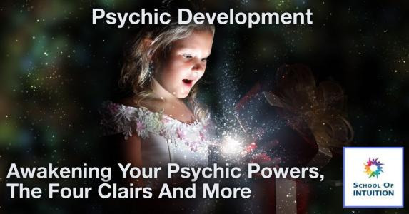 learn to awakening your psychic powers