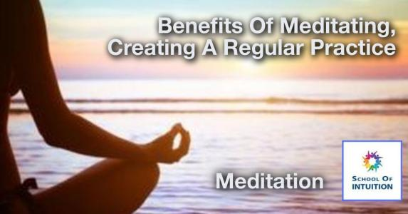 learn about the benefits of meditating