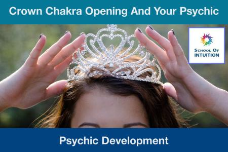 experioence a crown chakra opening