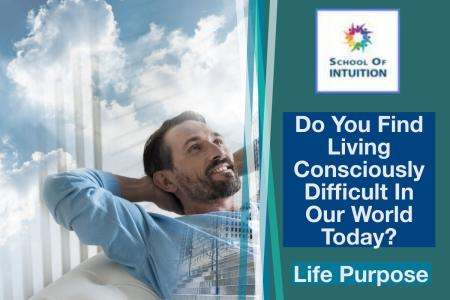 is conscious living possible