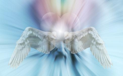 you can learn how to see angels and spirits