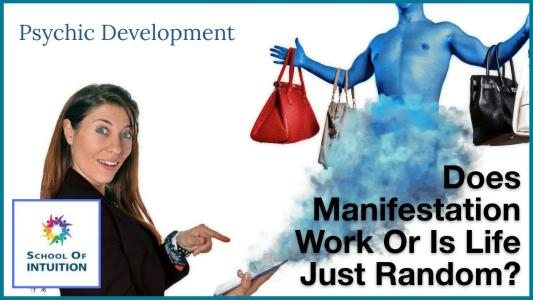 does manifestation work