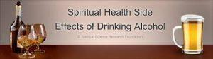 spiritual science research foundation effects of alcohol