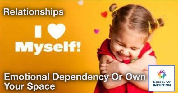 emotional dependency should be all loving