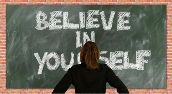 one of the mentoring benefits is self-belief