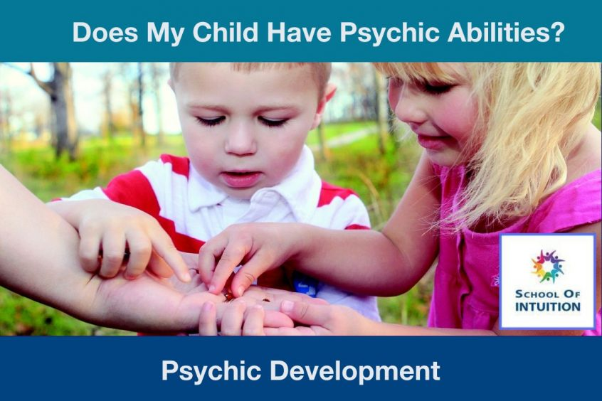 7 signs you kid may be psychic