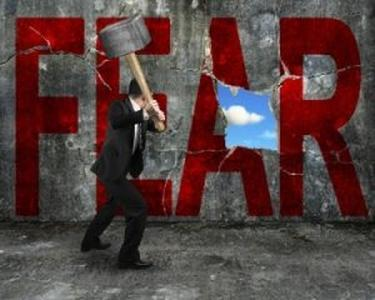 fear is one way of responding to bad news examples