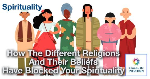 do you agree with the different religions and their beliefs in regards to your spirituality