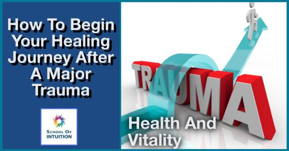 get past the effects of trauma and begin your healing journey