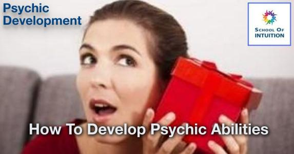 psychic abilities and how to develop them
