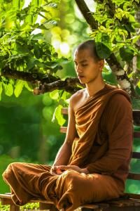 how to find god through meditation