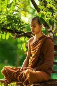 how to find god through meditation