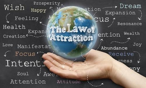 Use law of attraction manifestation techniques to manifest your desires