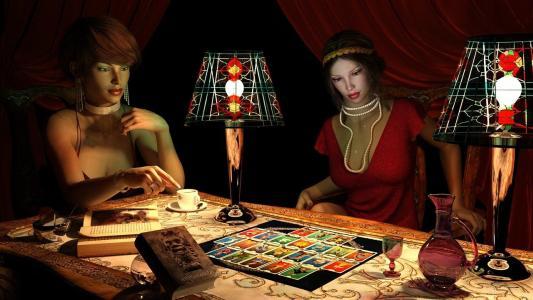 learn to make a tarot card prediction