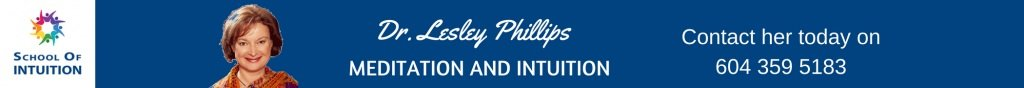 Learn Intuition with Dr Lesley Phillips