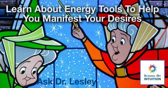 would you like to manifest your desires