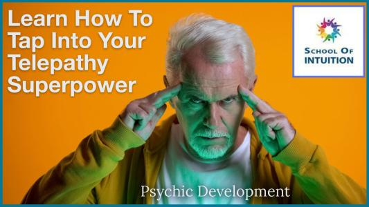 learn how to use telepathy your telepathy superpower