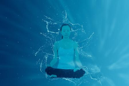 best ways to ground yourself spiritually is meditation