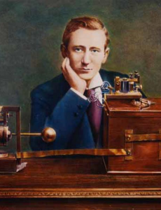 unlocking you truth call in radio show and guglielmo marconi