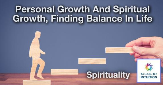 are personal growth and spiritual growth at odds