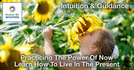 the benefits of practicing the power of now