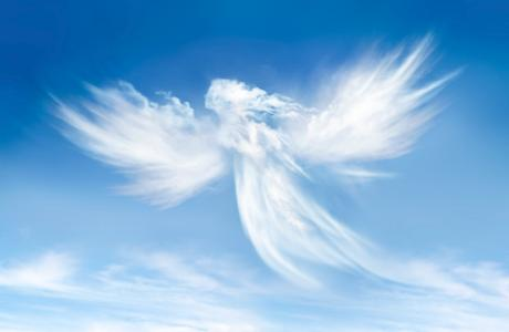 angel therapy starts in the heart and the spirit