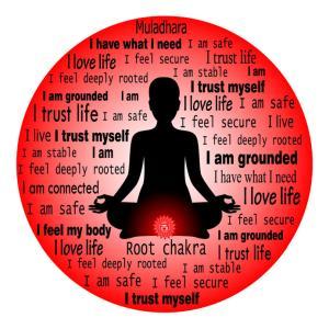 root chakra healing - the yin and yang