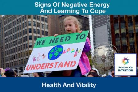 recognize the signs of negative energy