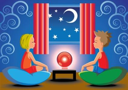 how psychic children get labeled and medicated