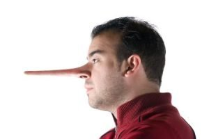 recognize when someone is telling a lie