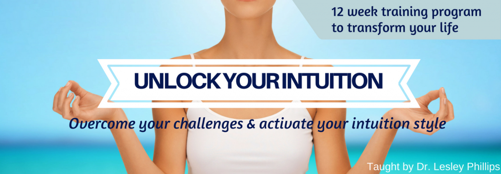 develop intuition in unlock your intuition course