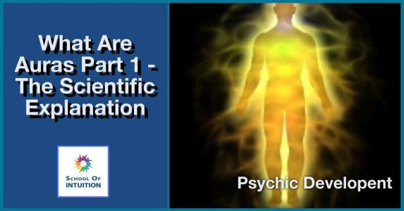 what are auras and the science behind them