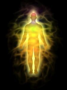 an aura is the human energy field