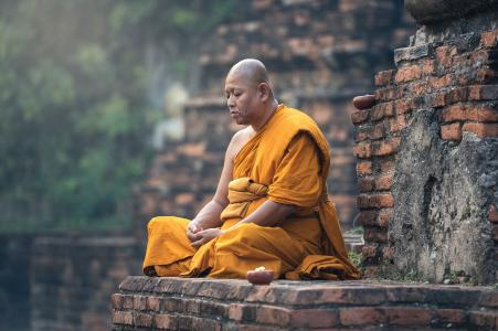 how meditation can help you answer life's hard questions