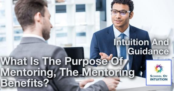 what is the purpose of mentoring