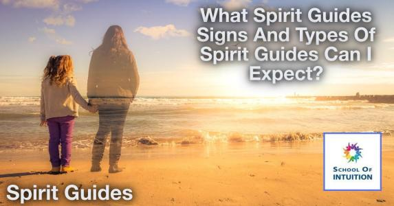 how to recognize spirit guides signs