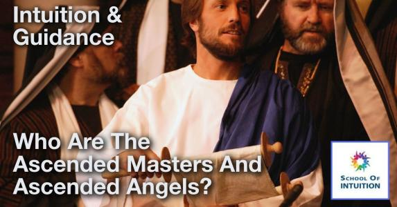 who are the ascended masters