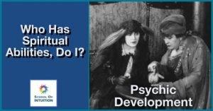 psychic powers list