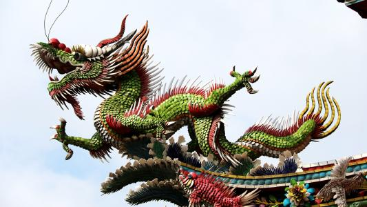 what do dragons, kundalini, and ley lines have in common?
