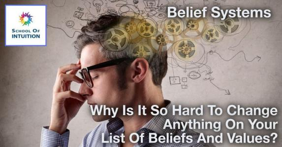 what is on your list of beliefs and values