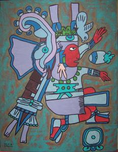 there are many different nature gods and deities in the aztec culture