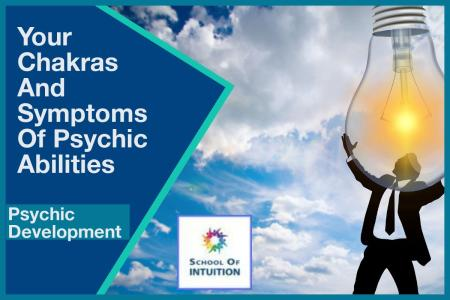 learn to recognize the symptoms of psychic abilities
