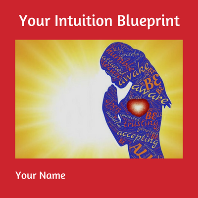 psychic reading - intuition blueprint reading with Dr Lesley