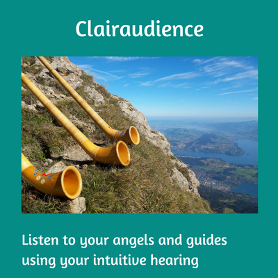 Intuition course - Clairaudience
