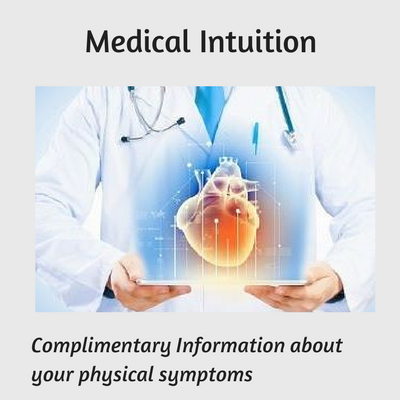 Energy Healing - Medical Intuition